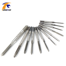Tungfull Hand with wire tapping wrench High quality 12pcs/lot Hand tap tapping M1-M3.5 Grinding & Hand carving tap tool(China)