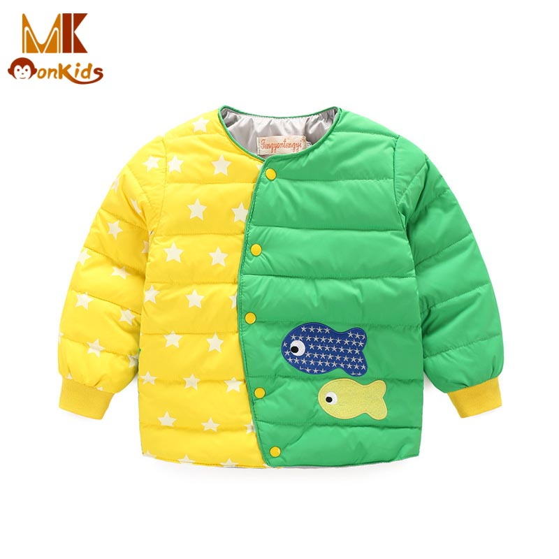 Monkids Boys Jackets Outerwear Coats Down Parkas 2017 New Childrens Clothing Boys Clothes Jacket Winter OuterwearОдежда и ак�е��уары<br><br><br>Aliexpress