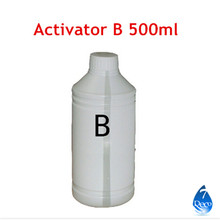 Free shipping Activator B 500ml for Water Transfer Printing Film/trigger for hydrographic film, decorative material(China)