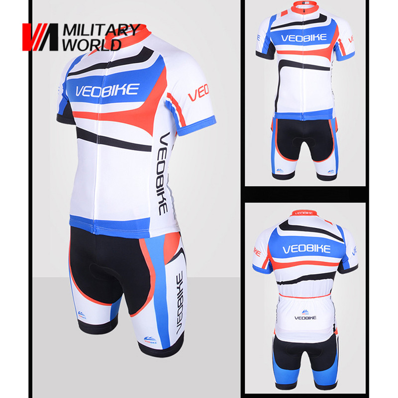 Team Cycling Summer Sets Breathable Cycling Jerseys Quick-Dry Racing Clothing Shirts Men 3D GEL Pad Shorts Ropa Ciclismo !<br><br>Aliexpress