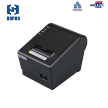 58mm lan port thermal receipt printer high speed USB POS printer machine support windows linux system for store retailing print(China)