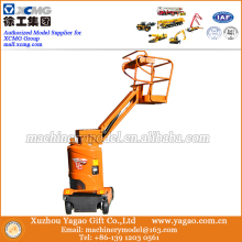 1/20 Diecast Metal Construction Models for Dingli Self-Propelled Mast Lift, Work Platform Scale Model