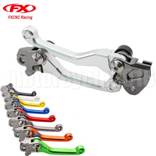 Buy FXCNC Pit Bike Brake Clutch Lever Motocross Dirt Bike Brake Clutch Lever Yamaha YZ125 YZ250 2015-2017 2016 Foldable Lever for $22.61 in AliExpress store