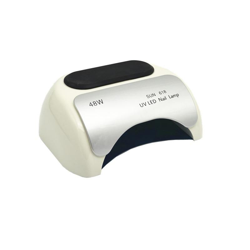 Longoa SUN 18K LED Lamp Nail Dryer For Nail Gel Polish Curing LED Nail Lamp Dryers Art Manicure Automatic Sensor Nail Tools<br>