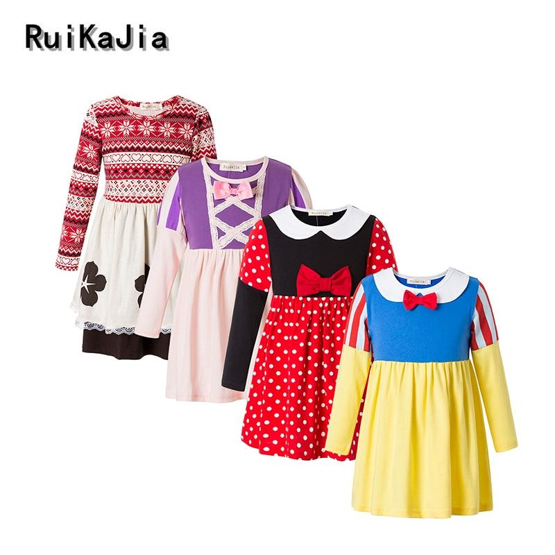 infant children girl kids clothing girls clothing set long sleeve child bikini baby girl dress ceremony children dresses moana