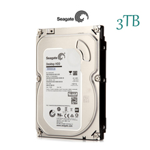 CCTV Camera DVR NVR and PC 3TB 3000GB Seagate Brand CCTV Video Surveillance SATA HDD 3.5'' inch Hard Disk Drive