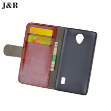 Cover for Huawei Ascend Y635 (Y635-L21) 8Gb leather case Stand cover for Huawei Ascend Y635 Dual Sim Mobile Phone Bag