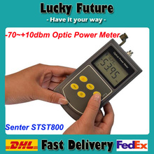 ST800 China Supplier Fiber Optic Power Meter Telecommunication Test Tool