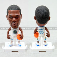 All star figure Kevin Durant Basketball player Model Figurine mannequins Toy Golden State Warriors NO.35 Kevin Durant  christmas