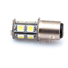 High Quality 1157 BAY15D 13 SMD 5050 Car Led Turn Signal Lights Brake Tail Lamps 13SMD Auto Rear Reverse Bulbs DC 12V