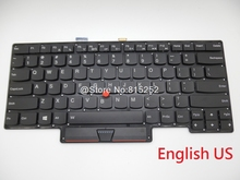 Laptop keyboard For lenovo For Thinkpad X1 CARBON Russia RU English US 04Y0809 With Point Stick New(China)