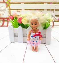2016 small kelly dolls clothes dress free postage 1507