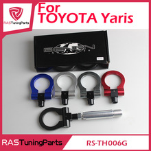 BENEN Racing Front Screw Tow Hook For TOYOTA Yaris TH006()