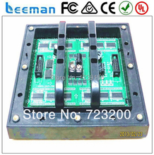 Leeman P10 RGB LED module --- P10 DIP RGB LED display screen/outdoor LED display panel