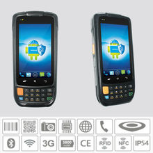 1d Laser Handheld Android Smartphone Barcode Reader With Quad core 3G GPRS WIFI WCDMA EVDO PSAM GPS Bluetooth(China)