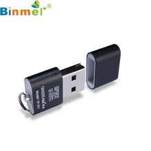 Beautiful Gitf New Black High Speed USB 2.0 Micro SD TF T-Flash Memory Card Reader Adapter Wholesale price Dec18