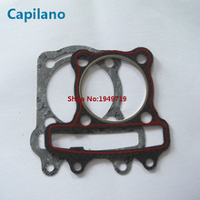 motorcycle GY6-150 cylinder block engine block gasket for 150cc GY6 150 engine seal parts(China)