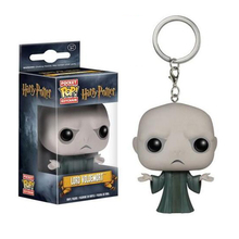 Funko Pop Harry Potter Lord Voldemort Action Figure With Retail Box PVC Keychain Toys Christmas Gift