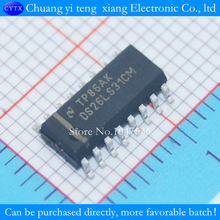 Four differential line receiver to drive chip DS26LS31CM SOP-16 A starting(China)