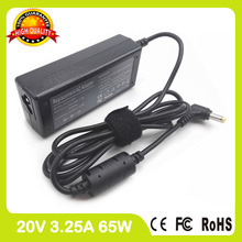 "20V 3.25A 65W laptop ac power adapter charger for Advent Sienna 300 500 510 700 710 Tacto 11.6"" Torino T3 T4 Verona I30IL1 P SU"