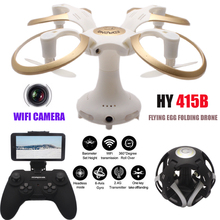 Buy HY415B Dron EGG Mini Drone Camera HD Selfie Quadrocopter FPV Quadcopter Headless Helikopte Remote Control Helicopter RC Toy for $39.58 in AliExpress store