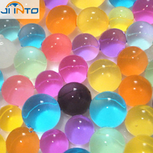 500pcs Crystal ball 2.5mm to 3mm Crystal soil/Crystal ball/sea baby grow up 10-20mm hydrogel beads water holder