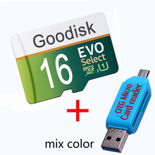 Micro SD Card 32GB 8GB/16GB Class10 64GB/128GB/256gb Memory Card TF Card with gift Card reader 32 gb Memory stiick(China)