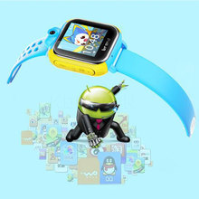 Smart watch Kids Wristwatch Q730 3G GPRS GPS Locator Tracker Smartwatch Baby Watch With mini Camera For IOS Android
