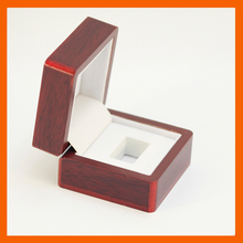 Solid Wooden Boxes Sigle Rings One Position Championship Rings With Good Look(China)