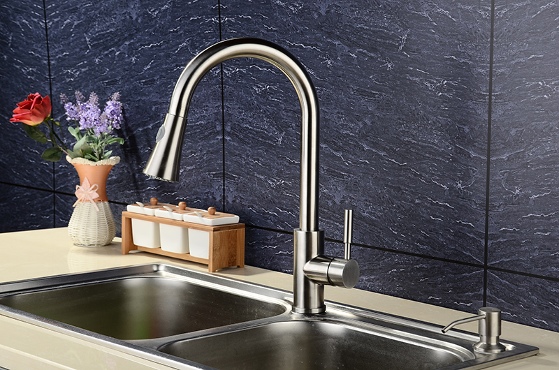 kitchen sensor touch tap1