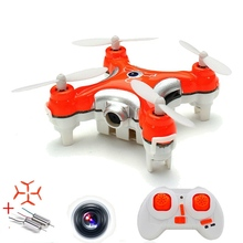 Original Cheerson Cx-10c Mini Drones With Camera Rc Helicopter 4ch Hexacopter Micro Dron Remote Control Toy For Kids Quadcopter(China)