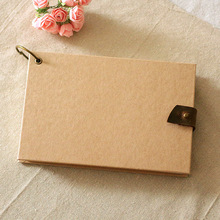 1pcs A5 Notepad graffiti graffiti graffiti this paper manufacturer custom tailor made LOGO leather buckle notebook