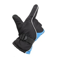 1 Pair Rechargeable Electric Heating Gloves Outdoor Motorcycle Bicycle Winter Warmer Cycling Gloves