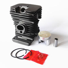 STL180 chainsaw cylinder dia 38mm and piston kit(China)