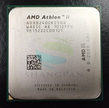 Buy AMD Athlon X2 240 X2-240 2.8GHz Dual-Core CPU Processor ADX240OCK23GM Socket AM3 for $5.00 in AliExpress store