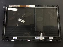 High quality 15.6 inch For Sony SVF152 Touch screen digitizer with frame replacement repair part Free Shipping
