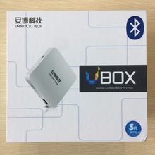 Unblock TV Box Ubox 3 ubox3 Gen.3 S900 Pro Bluetooth 4K 16G Smart TV Box HD Media Player WiFi Android 5.1 IPTV Korean Malaysia