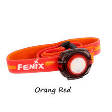 2015 New Fenix HL05 Led Headlamp By Red and white LED Headlight Waterproof IPX-8 5m Distance 180 Degree Adjustable Camp light(China)
