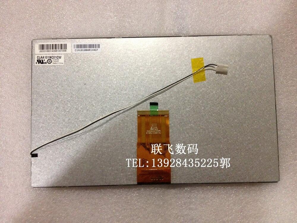 10.1 lcd screen claa101nc01cw<br><br>Aliexpress
