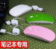Cute Mute Mouse lassic Gaming mouse Usb Photoelectric Ultrathin Laptop Desktop Computer Mouse Wired(China)