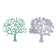 Buy 1Pc Tree Branch Metal Cutting Dies DIY Scrapbooking Album Paper Card Craft Decorative Embossing Stencils Folder Dies for $1.28 in AliExpress store