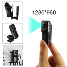 Mini Camcorder DV Action Camera DVR Portable Audio Recorder Video Motion Detection Spycam Small Secret Sports Cam +Clip/Holder