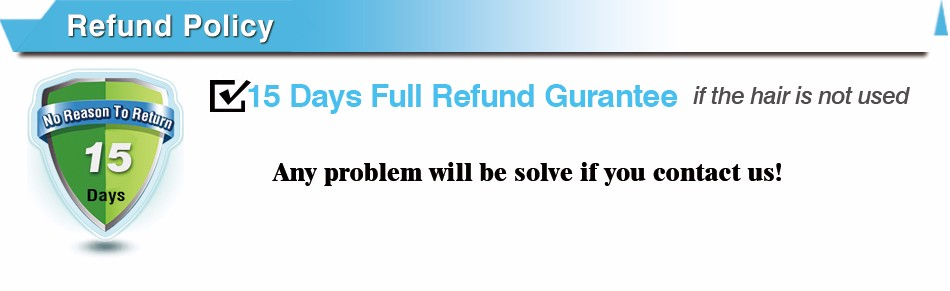 refund policy new