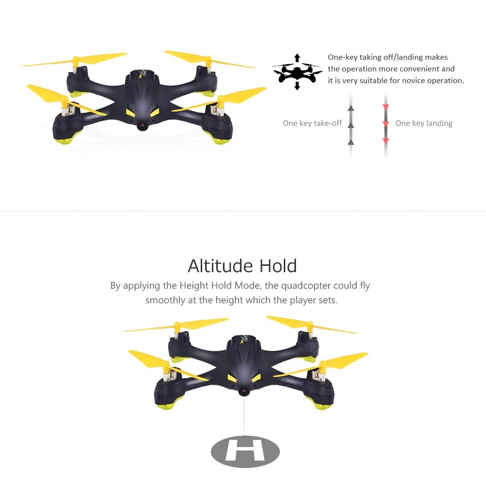 Hubsan X4 H507A Star Pro 720P Camera Drone Wifi FPV RC Quadcopter Follow Me Mode Way Point GPS One-Key Return RC Selfie Drone (9)