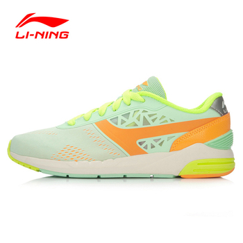 Li-ning mujeres classic glory 92 walking shoes transpirable deportes vida ocio deportes shoes sneakers alcl024 yxb030