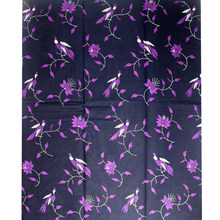 purple floral print factory-direct-fabric tissu wax african ankara fabric java wax print fabric high quality6yard/lot L60-100