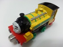 Thomas & Friends Metal Yellow Victor Magnetic Toy Train Loose Brand New In Stock & Free Shipping
