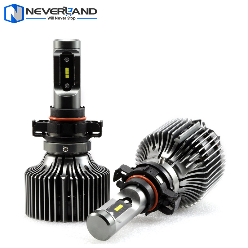 2 X 5202 H16 EU 90W 9600LM P7 Led Car Headlight Conversion Kit Driving Fog Lamp Bulb DRL 6000K Car Light Sourcing<br><br>Aliexpress