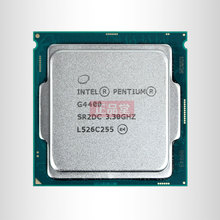 Intel Pentium G4400 Processor 3MB Cache 3.3GHz LGA1151 Dual Core Desktop PC CPU(China)
