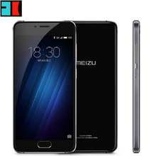 "Original MEIZU U10 Global Firmware 2.5D Glass FDD 4G LTE Smart Phone Octa Core 5.0"" HD 2GB RAM 16GB ROM 13.0MP Camera Cell phone"